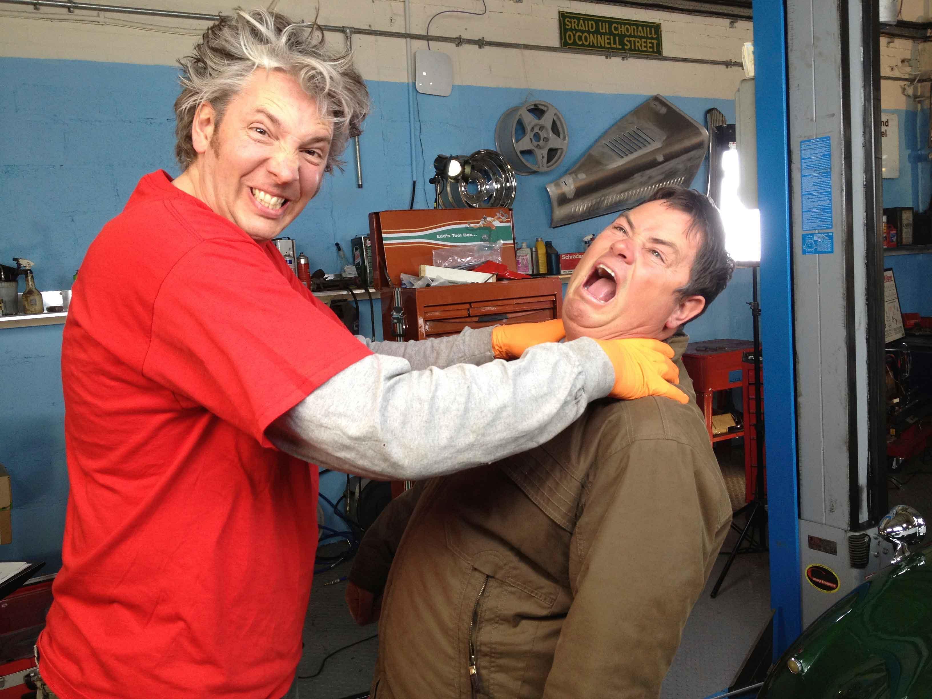 Car Dealers Birmingham >> Behind the Scenes - Mike Brewer TV