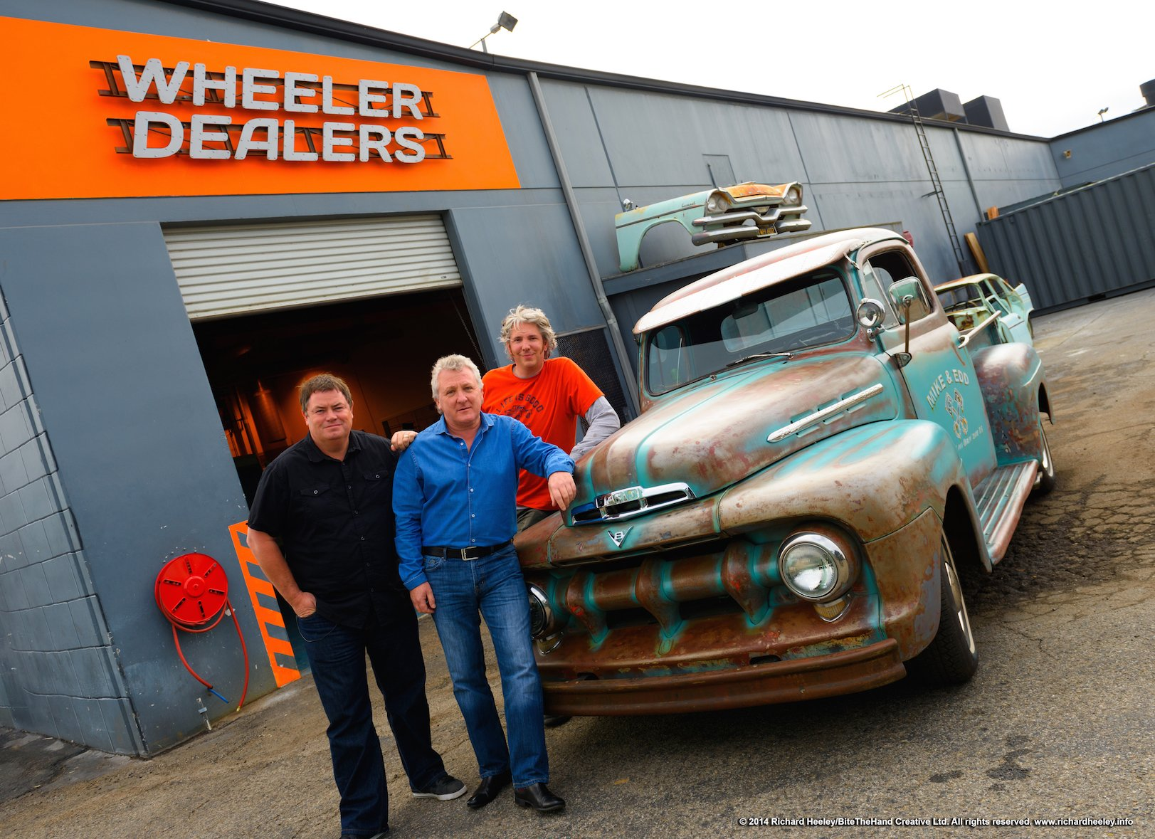 Wheeler Dealers Classic Cars