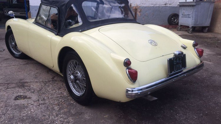 Restore or preserve Mike Brewer's MGA