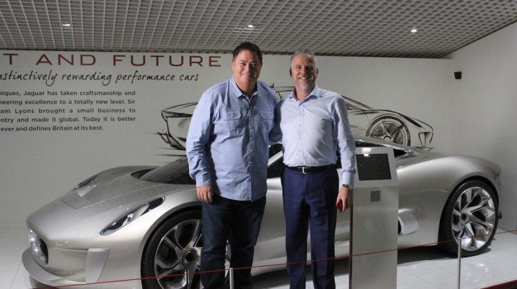 Coventry Transport Museum announce Mike Brewer as President of Patron Scheme