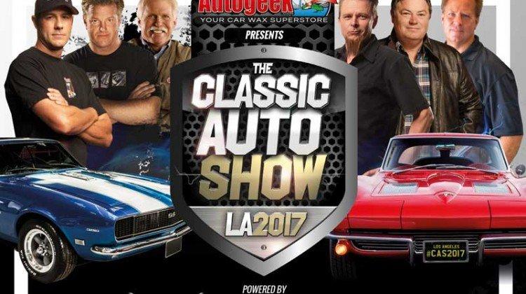 classic auto show 2017