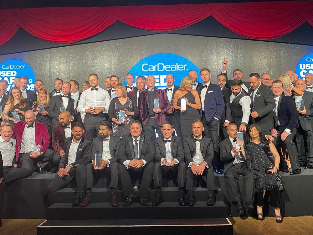 Mike Brewer TV | Photo Gallery | Mike Brewer at The Used Car Dealers Awards