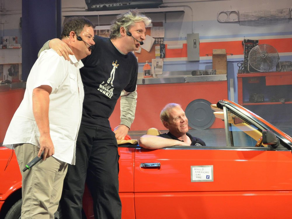 Mike Brewer TV | Photo Gallery | Mike Brewer and Edd China