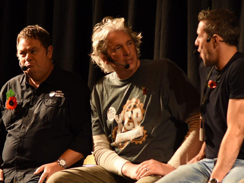 Mike Brewer TV | Photo Gallery | Mike Brewer, Ant Anstead and Edd China