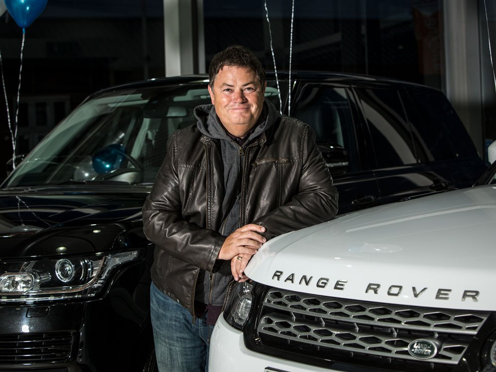 Mike Brewer TV | Photo Gallery | Mike Brewer at Mike Brewer Motors