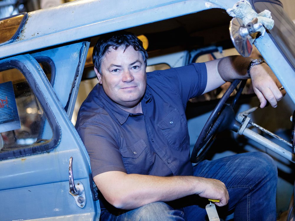 Mike Brewer TV | Photo Gallery | Mike Brewer at NEC Classic