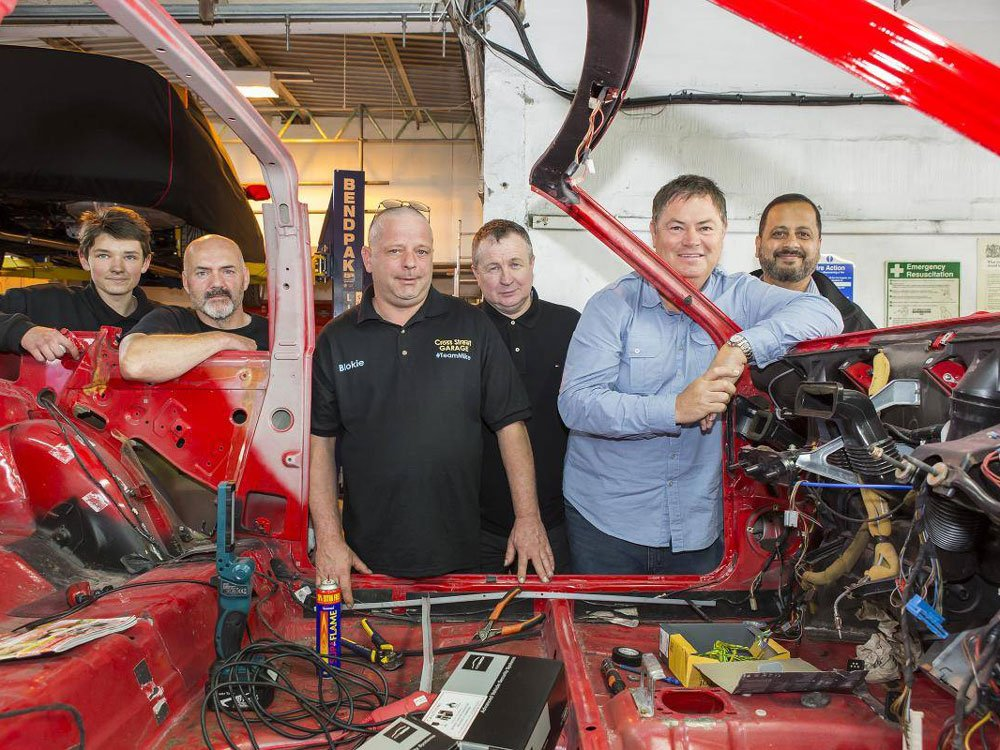 Mike Brewer TV | Photo Gallery | Mike Brewer meets