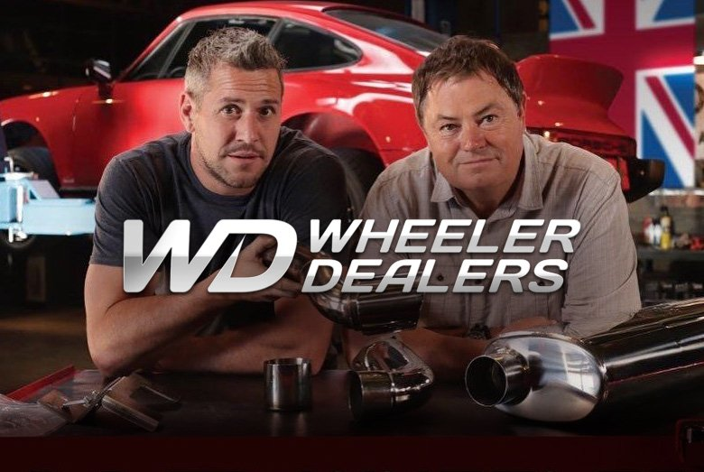 Mike Brewer TV | Wheeler Dealers