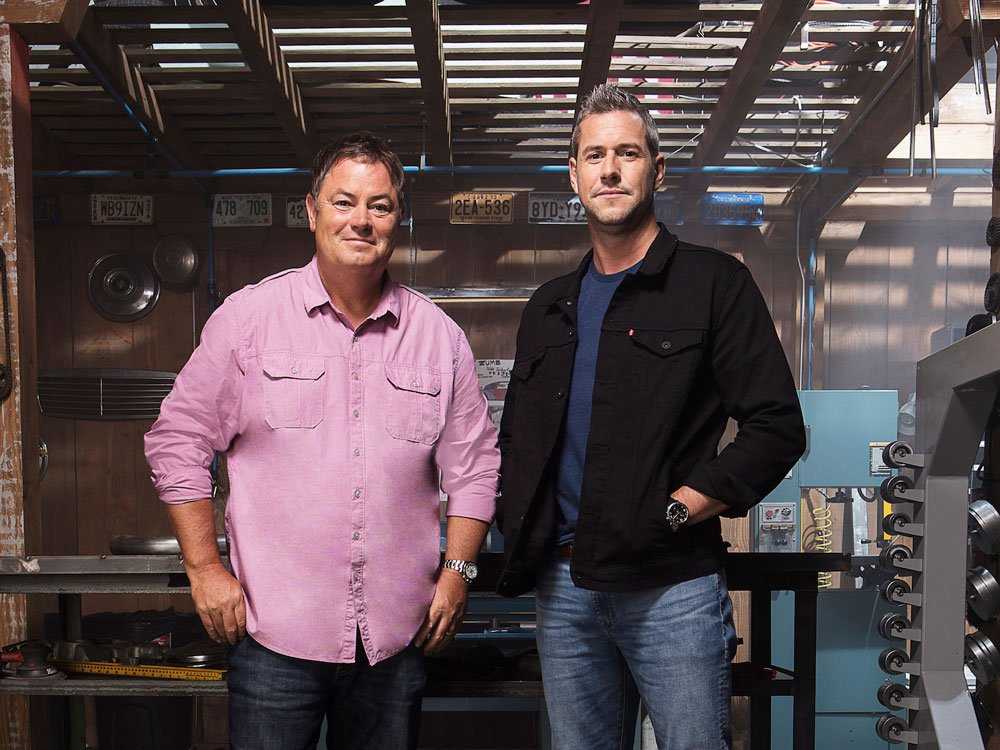 Mike Brewer TV | Photo Gallery | Mike Brewer and Ant Anstead