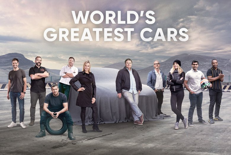 Mike Brewer TV | World's Greatest Cars