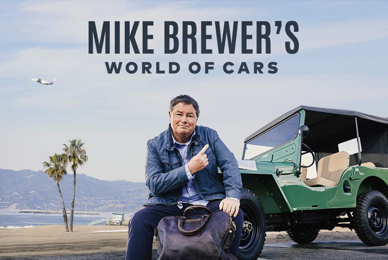 Mike Brewer TV | Mike Brewer's World of Cars